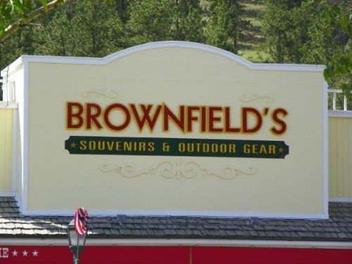Brownfields new Signage