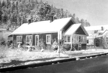 The Preston House.